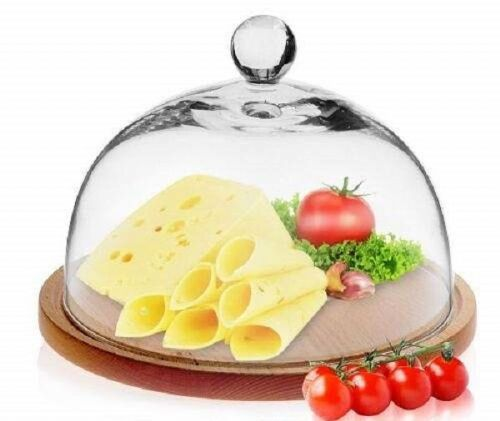 Cake Cheese Dome Lido 18 cm